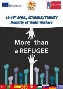 more than a refugee